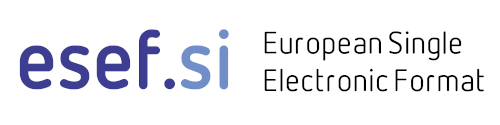 ESEF.si Logo